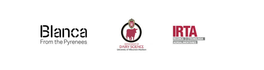 Wisconsin University Dairy Reproduction Workshop | Blanca from the Pyrenees